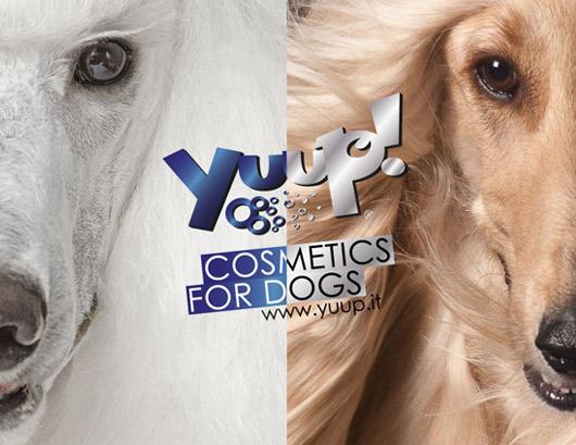 Yuup Cosmetici per Cani e Animali prodotti da Cosmetica Veneta