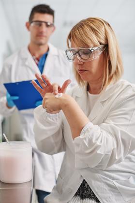 Formulazione di Prodotti Cosmetici Conto Terzi